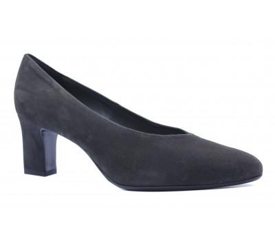 Туфли Peter Kaiser замшевые серые 53433-128