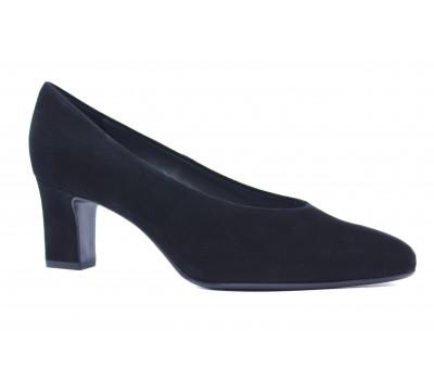 Туфли Peter Kaiser замшевые черные 53433-240
