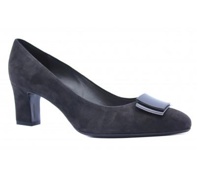 Туфли Peter Kaiser замшевые серые 53427-128
