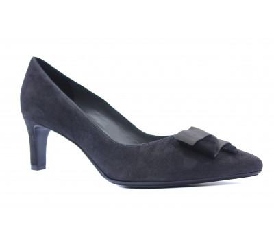 Туфли Peter Kaiser замшевые серые 69455-898