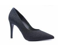 Модельные туфли Peter Kaiser  кожаные черные