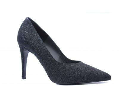 Модельные туфли Peter Kaiser  кожаные черные 65211-600