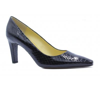 Модельные туфли Peter Kaiser из лакированной кожи черные 74201-059