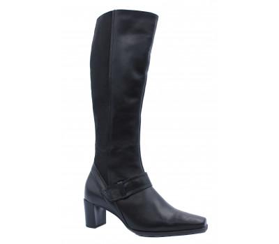 Сапоги зимние Hogl кожаные черные 6-105671