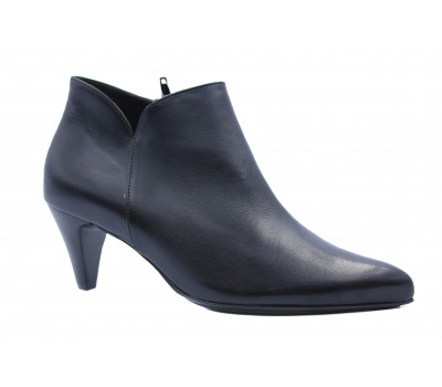 Ботильоны Hogl кожаные черные 6-105990