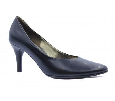 Модельные туфли Gabor кожаные черные 05210