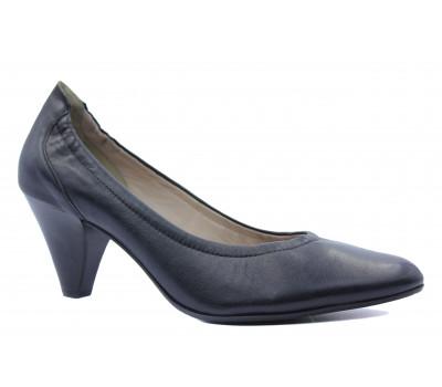Туфли Hogl кожаные черные 1-106010