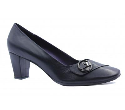Туфли Hogl кожаные черные 8-105920