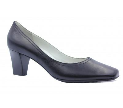 Туфли Hogl кожаные черные 7-105200