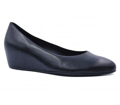 Туфли Hogl кожаные черные 0-184200