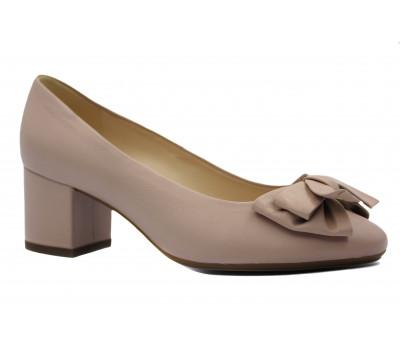 Туфли Peter Kaiser кожаные бежевые 61737-058