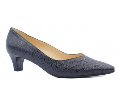 Туфли Peter Kaiser кожаные черные 47521-105