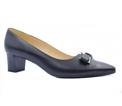 Туфли Peter Kaiser кожаные черные 47857-397