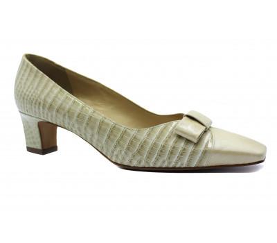 Модельные туфли Peter Kaiser кожаные бежевые 42117-985