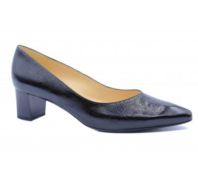 Модельные туфли Peter Kaiser из лакированной кожи черные 47821-403