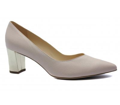 Модельные туфли Peter Kaiser кожаные бежевые 67111-725