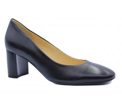 Модельные туфли Hogl кожаные черные