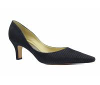 Модельные туфли Peter Kaiser из крека черные
