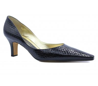 Модельные туфли Peter Kaiser из лакированной кожи черные 66741-895