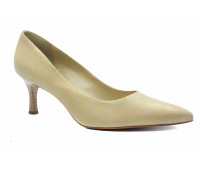 Модельные туфли Peter Kaiser кожаные бежевые
