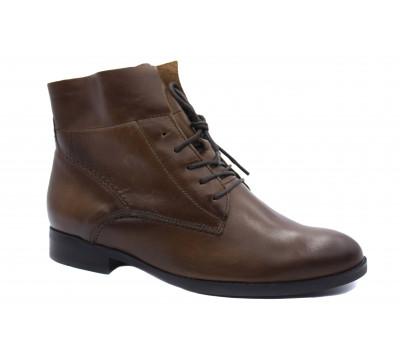 Ботинки Gabor кожаные коричневые 31661