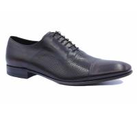 Туфли ROMIT кожаные бордовые