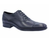 Туфли ROMIT кожаные черные