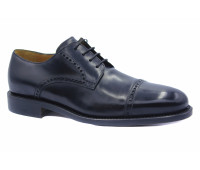 Туфли ROMIT HAND MADE кожаные черные