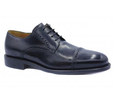 Туфли ROMIT HAND MADE кожаные черные 13910