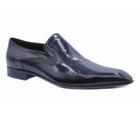 Туфли ROMIT из лакированной кожи черные