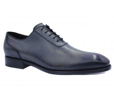 Туфли ROMIT HAND MADE кожаные серые 11191