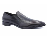 Демисезонные туфли ROMIT кожаные коричневые