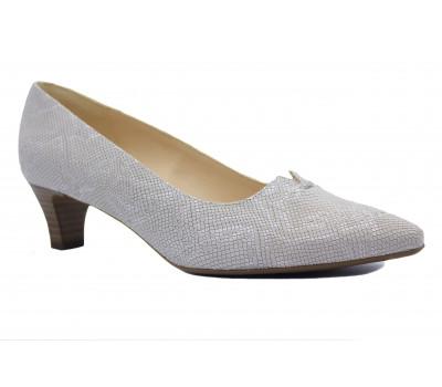 Туфли Peter Kaiser кожаные бежевые 41103-400