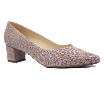 Туфли Peter Kaiser кожаные цвета пастельно- розовый 47121-402