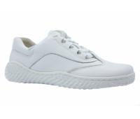 Кроссовки Gabor белые кожаные