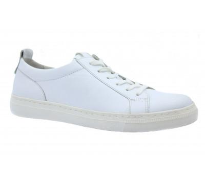 Кеды Gabor белые кожаные 83350