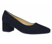 Модельные туфли Gabor замшевые черные