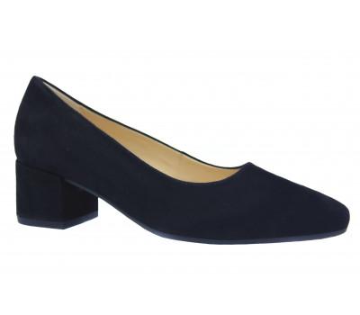 Модельные туфли Gabor замшевые черные 42140