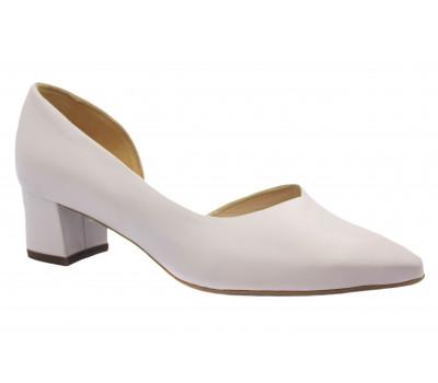 Модельные туфли Peter Kaiser кожаные пудрово-бежевые 47735-683