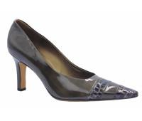 Модельные туфли Peter Kaiser из лакированной кожи коричневые