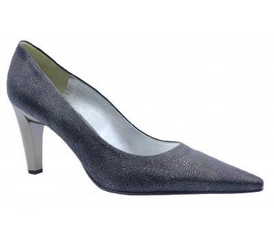 Модельные туфли Peter Kaiser кожаные серые 73701-294