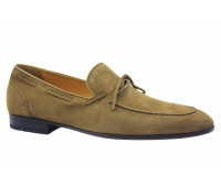 Туфли ROMIT замшевые бежевые