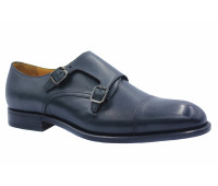 Туфли ROMIT HAND MADE кожаные серые