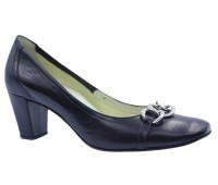 Туфли Hogl кожаные черные
