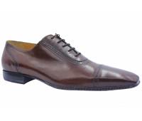Туфли ROMIT кожаные коричневые