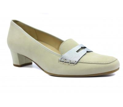 Туфли Hassia серые  5-303642