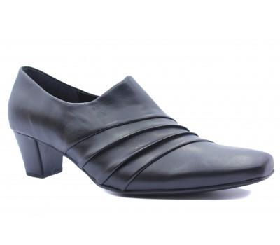 Туфли Gabor кожаные черные 75383