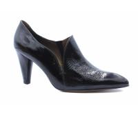 Демисезонные  туфли Peter Kaiser из лакированной кожи черные