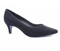 Туфли Peter Kaiser из текстиля черный