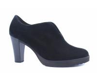 Туфли Gabor замшевые черные